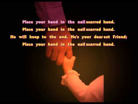 Hymnal - The Nail-scarred Hand