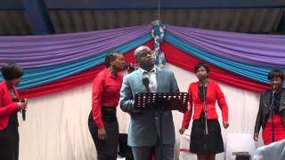 WORSHIP    I SURENDER ALL TO JESUS   NEW COVERNEND CHURCH PE