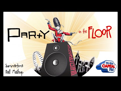 Dj Earworm - Party On The Floor (capital Fm Summertime Ball Mashup) video