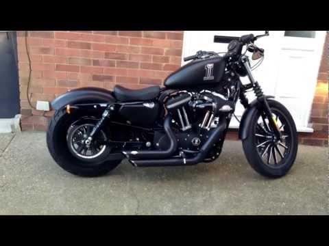 Harley Davidson Iron 883 Sportster
