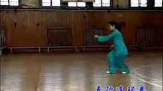 形意拳 - 五行连环拳_李巧玲.flv FIVE ELEMENTS; Master Li, QiaoLing