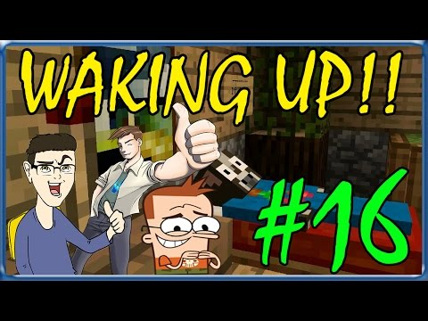 MINECRAFT : WAKING UP LA MORTE DI SURRY w SurrealPower Vegas #16