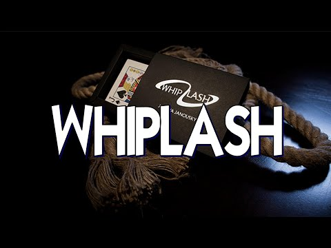 Magic Review: Whiplash by Joshua Janousky