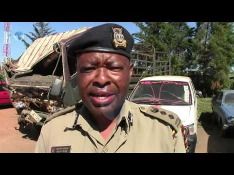 Trans Nzoia AP officer dies in police lorry accident