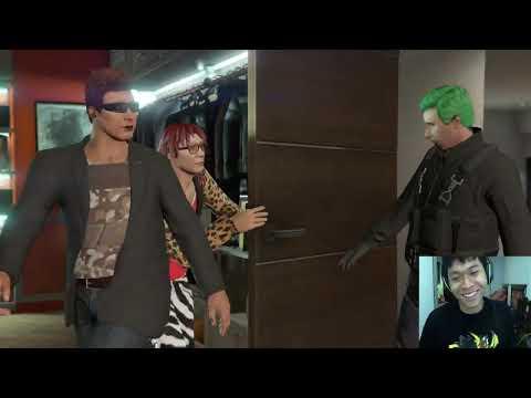 Maser Live Streaming - GTA V ภารกิจใหญ่ใจต้องนิ่ง 19/04/2558