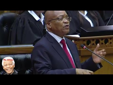 "Nkandla Is ""Just A House"". Jacob Zuma Hitting Back At Opposition"