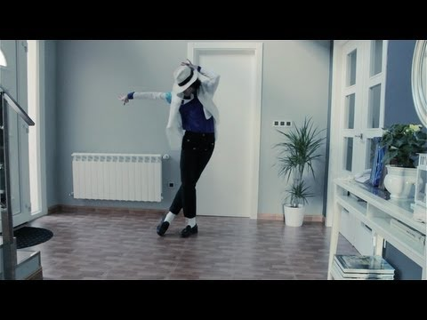 Smooth Criminal Michael Jackson Impersonator Alex Blanco (2013...