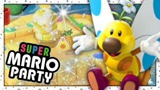 SUPER MARIO PARTY #12 EN DUO ! RETOUR SUR L'ATOLL FRUITÉ DE PAPILETTE