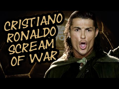Cristiano Ronaldo - Scream of War - Bol D'or 2015 Parody