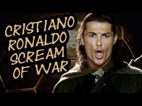 Cristiano Ronaldo - Scream of War - Bol D'or 2015 Parody