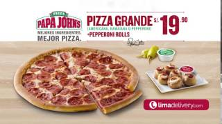 Limadelivery PapaJohns