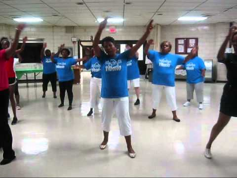 Go Get It Line Dance - by Mary Mary