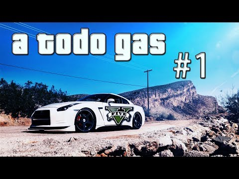 GTA V Online   A Todo Gas   #1 Aquí vale todo!