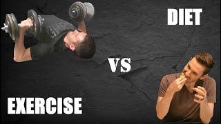 Diet Vs Exercise   Week 2, Day 2