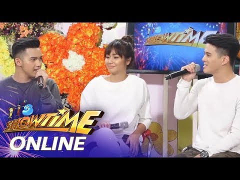 It's Showtime Online: Rayt, Mica and Franco sing Sunday Morning