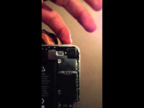 How to fix sticky lock/power button on iPhone 4, 4s &5