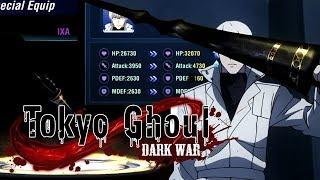 UNIQUE CHARACTER ITEMS ACTUALLY BROKEN! // Tokyo Ghoul Dark War // Mobile Gameplay 35