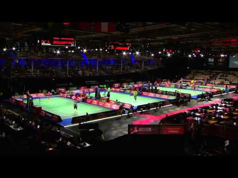 Day 4 - 2014 BWF World Championships - Saina Nehwal vs Sayaka Takahashi