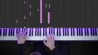 Frederic Chopin - Nocturne Op. 9 No. 1 B-Flat Minor Piano (hard)