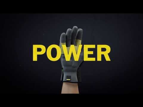 SNICKERS WORKWEAR - Power Gloves - Left & Right gloves. Sold one by one.