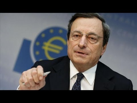 Draghi Hints ECB Is Ready to Act