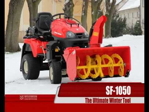 Wisconsin Engineering SF-1050 Snow Blower