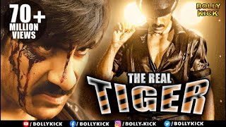 The Real Tiger | Hindi Dubbed Movies 2017 Full Movie | Hindi Movies | Ravi Teja Movies