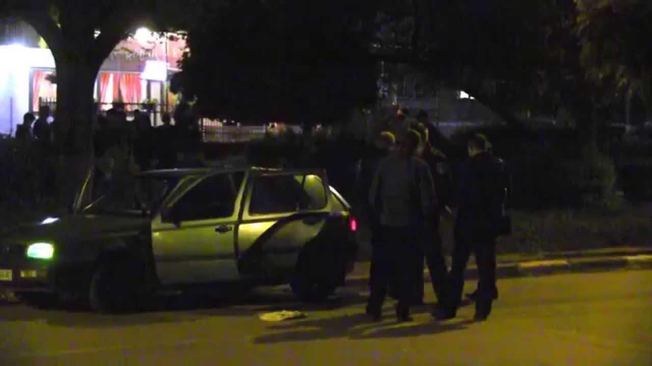 Правоохоронці Калуша затримали офіцера, який привіз із зони АТО гранатомети і патрони