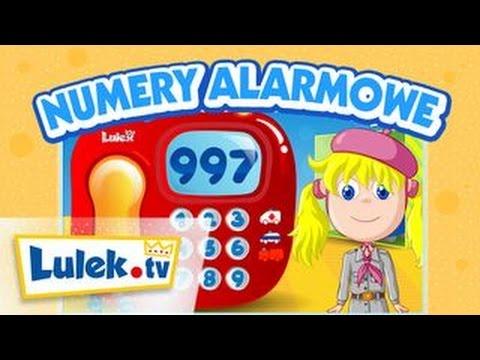 Numery Alarmowe Dla Dzieci I Lulek.tv