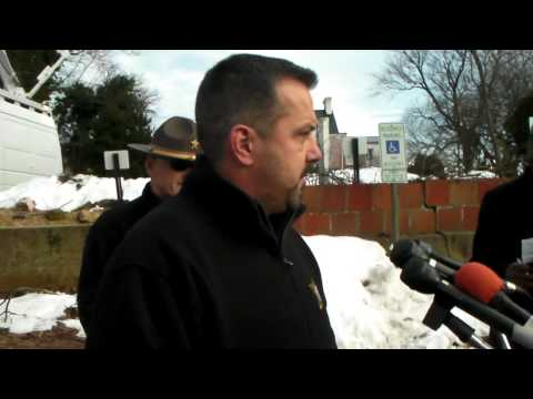 Fauquier County Courthouse Shooting Warrenton Virginia. Interview with Fauquier County Virginia Sheriff spokesman about the inmate who grabbed a gun from a d...