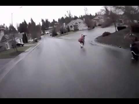 When it rains in Seattle...