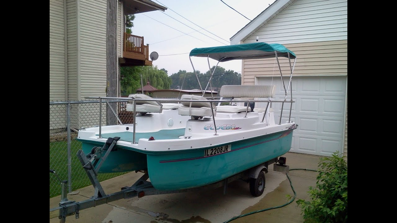 Electric motor pontoon boats for sale in michigan trulia for Electric motor for pontoon boat