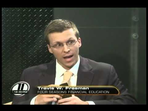 Live TV interview on KPLR channel 11 with Travis Freeman - 9.21.12