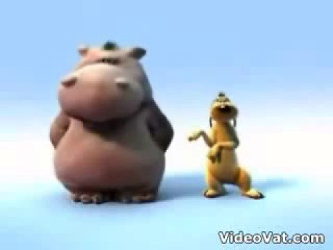 Hippo And Dog - Macarena video