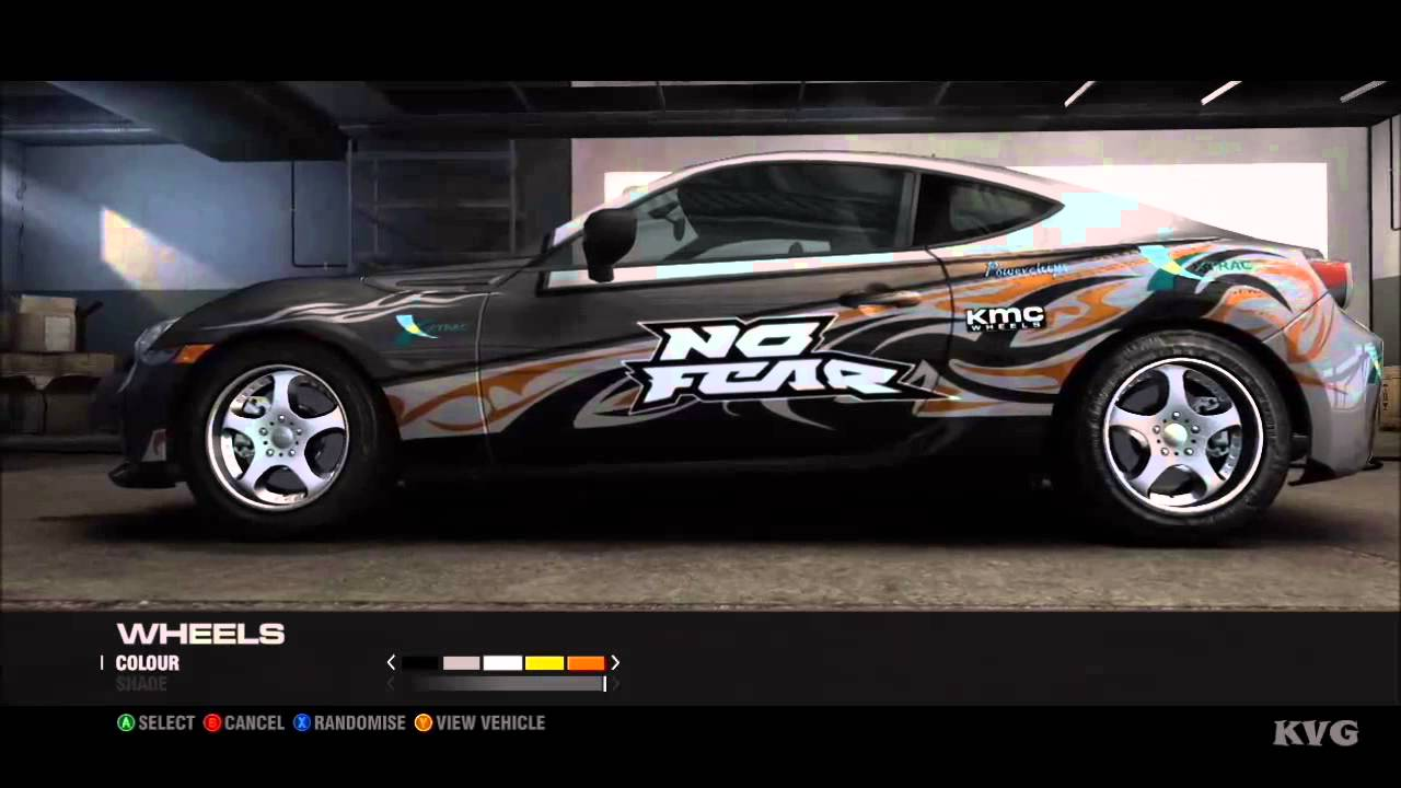What Racing Game Has Best Car Customization