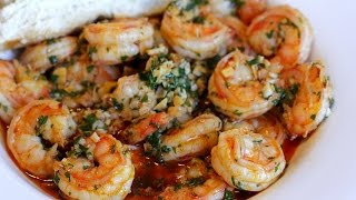 Best Garlic Shrimp Recipe ...quick and easy