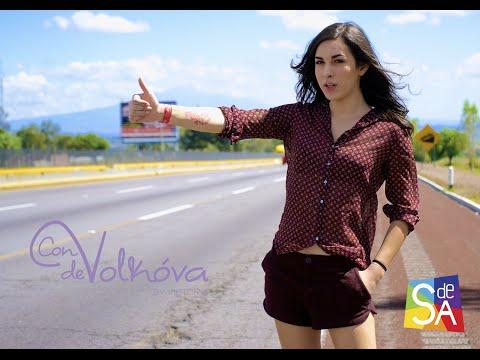 Victoria Volkóva de paseo por Chipilo en #ConVdeVolkóva Servicio De Agencia