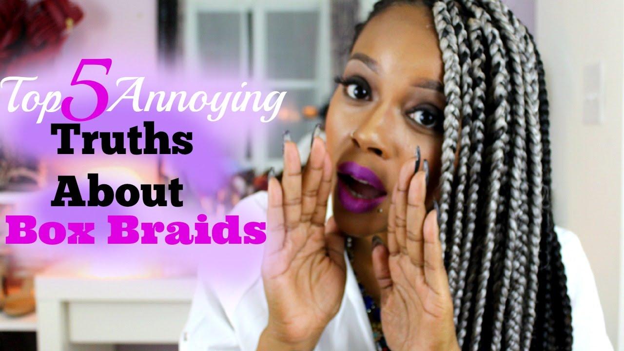 Gray Box Braids The Truth About Box Braids Top