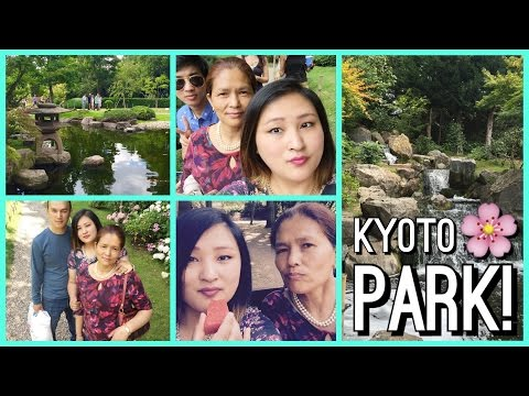Our Adventure to Japanese Garden - Kyoto Park (London), Family Dayout & More!