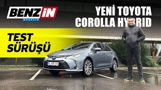 2019 Toyota Corolla Sedan Hybrid review test