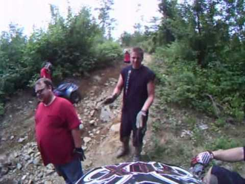 Blurred Vision ATV Club 9 - Canaan, NH Compilation
