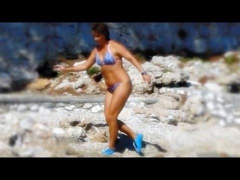 Нудисты Хорватии Видео