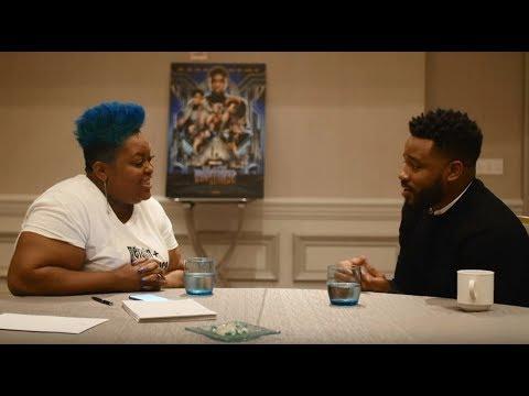 Ryan Coogler On Filming 'Black Panther'