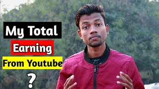My Total Earning From Youtube ? Sunday Comment Box 6