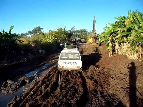 Marrupa to Balama Mozambique..MP4