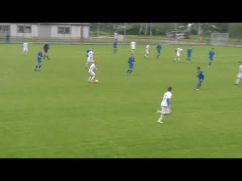 Sestřih branek U16 FCB - Prostějov