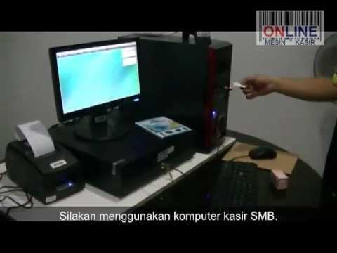 Pemasangan Komputer Kasir SMB