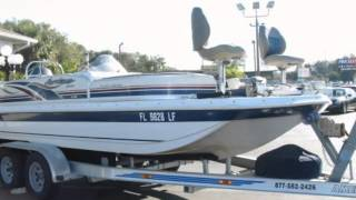 2000 Hurricane Deck Boat for sale in ,