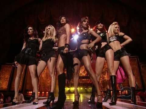 The Pussycat Dolls - Buttons ( Live Fashion Rocks ) video