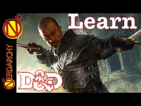 Intro into D&D Classes- Fighter| How to Play Dungeons and Dragons